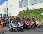 Touring Kartini Honda NTB