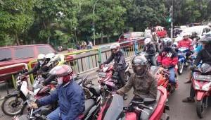 Begini Cara Ngabuburit Bikers klub AHJ.