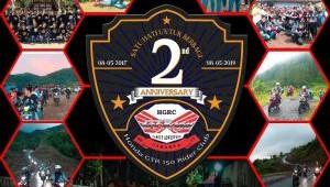 Perayaan Dua Tahun Anniversary HGRC Digelar Akhir Pekan Ini.