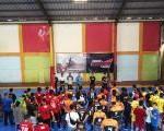 Ketupat Futsal Community, Bro Sigit : Pertandingan Ini Ajang Silaturahmi Tetap Jaga Kekompakan.