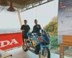 Honda Jateng ajak Komunitas CBR join di CBR Hub Cafe & Joy Ride