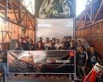 Astra Motor Gelar Nobar MXGP Roadventure CRF150L Serie Semarang