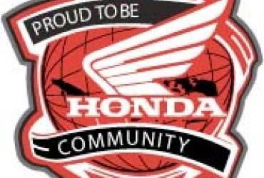 Honda Web Community in AHTS Jakarta