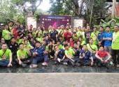 Perayaan HUT ke-4 CBR Riders Bekasi, Omah Kebon Bekasi Selatan, 25 Februari 2018