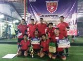 CBRRider Jkt Juara 2 Ketupat Futsal Community Cup AHJ