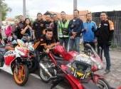 CBR Sidoarjo hadiri Halal Bihalal All Club Motor bersama Walikota Surabaya