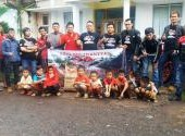 CBR Club Indonesia (CCI) All Region Peduli Garut
