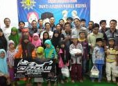CCI Jember Baksos dan Bukber di Panti Asuhan Nurul Husnah, Jember, Jawa Timur