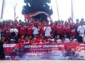 HCRC Bali Support acara Konvoy Merdeka