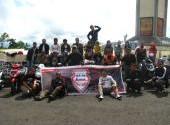 Pelantikan Angkatan 1 (Bukit Kasih - Kanonang, 10 Juli 2010)