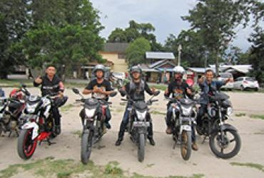 APEL BIKERS ALL CLUB & COMMUNITY PALU - SULTENG