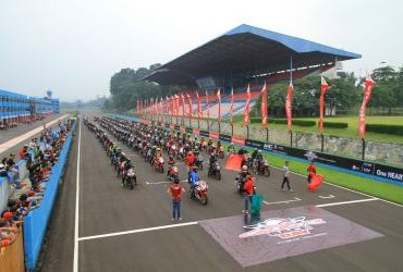 Indonesia CBR Race Day 2018 Seri 3 part 2