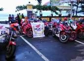 Komunitas CBR Indonesia Se-Jabar Banten Gelar Kopdargab di Pelabuhan Ratu, 13 - 14 Januari 2018
