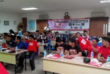 Pelatihan PGM-FI, SAFETY RIDING dan MANAJEMEN CLUB  bersama club One Heart oleh PT. CAPELLA HONDA