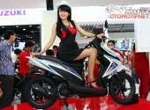 Motor Honda Jakarta Fair