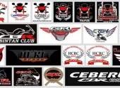 Anggota Asosiasi Honda CBR )AHC) se Indonesia