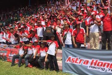 Dukungan Komunitas di ARRC Sentul