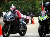Track Day Honda Papua