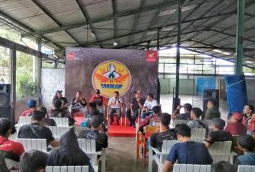 Kopdargab Ikatan Motor Honda Jawa Barat (IMHJB)