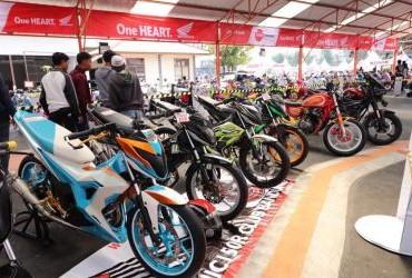 Honda Modif Contest 2017 Bandung