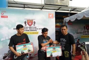 Ketupat Futsal Community edisi Makassar