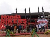 Honda Bikers Day (HBD) 2017 region Kalimantan (Bag-1)