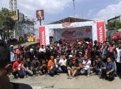 Honda Modif Contest  Lampung 26-27 Agustus 2017