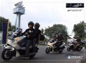 "Honda PCX 150 Fun Rally bertajuk ""Let's Enjoy Your PCX"" pada 12 November 2017 di Kota Medan"