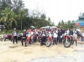 Launching Honda CRF150L