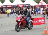HBD 2018 Regional Kalimantan - Test Drive
