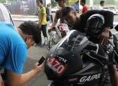 Indonesia CBR Race Day 2018 Seri 2 - Scrutineering
