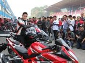 Indonesia CBR Race Day 2018 Seri 2 -  Ganindra Bimo