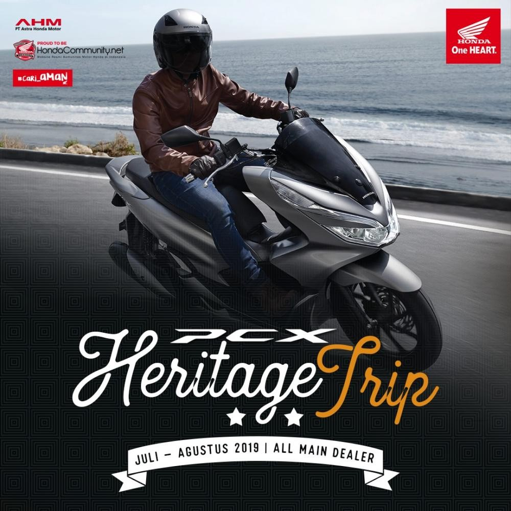 PCX Heritage Trip