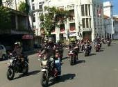 CB150R Streetfire Convoy Merdeka