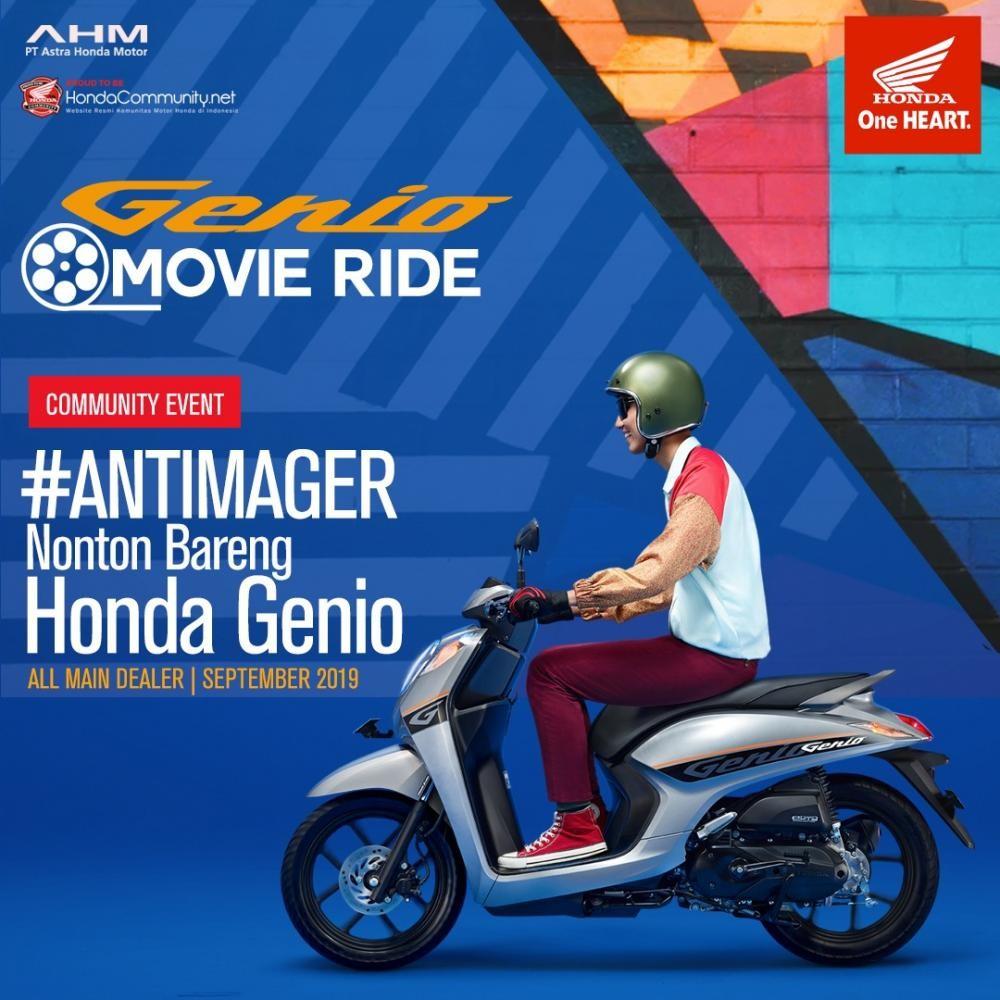 Genio Movie Ride