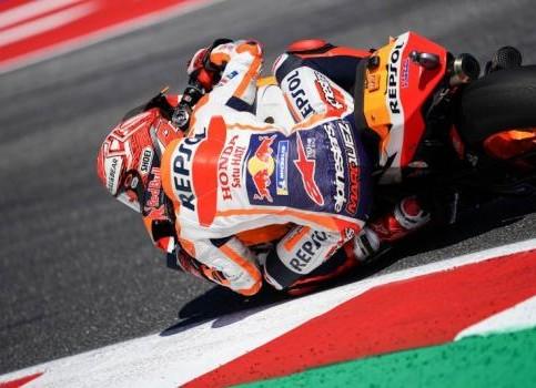 Marquez Start di Baris Kedua, Lorenzo Dari Urutan 18 di San Marino