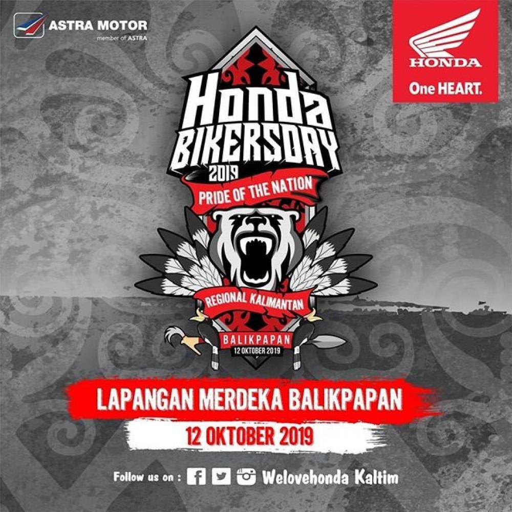 Honda Bikers Day Regional Kalimantan