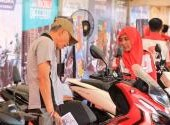 Honda Bikers Day (HBD) 2019 Regional Kalimantan - Booth