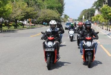 Honda Bikers Day (HBD) 2019 Regional Kalimantan - Games