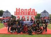Honda Bikers Day (HBD) 2019 Regional Kalimantan - Komunitas