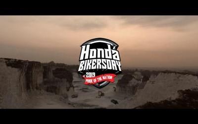 Honda Bikers Day 2019 - Proud To Be Indonesian