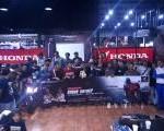 Mengajak 100 Komunitas CBR Saksikan Kemenangan Marquez di GP Aragon