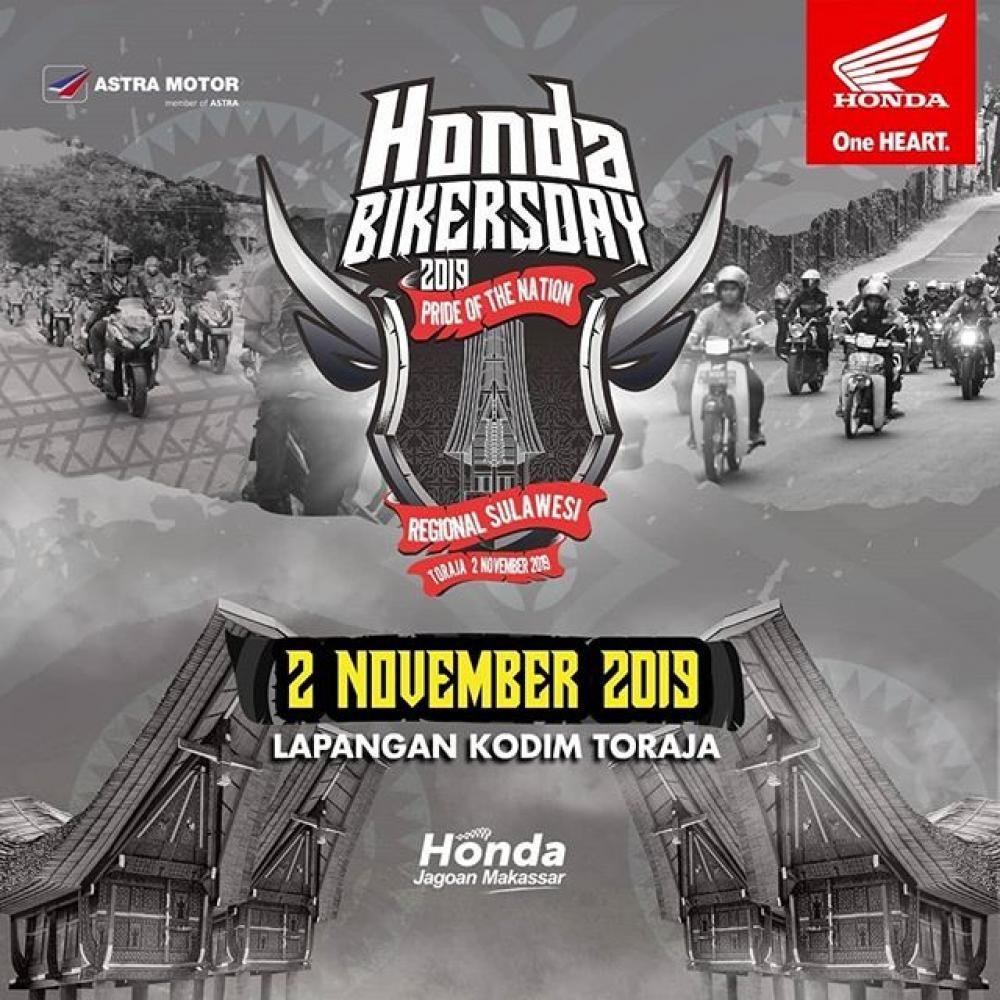 HBD Regional Sulawesi