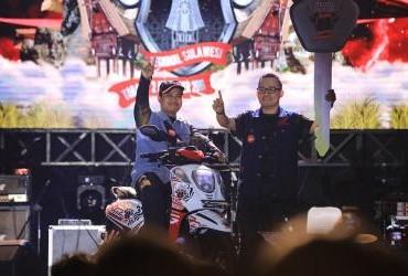 Honda Bikers Day (HBD) 2019 Regional Sulawesi - Doorprize Honda Genio