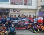 Jelajah Alam Trabas Pesisir Kalbar bukti ketangguhan Honda CRF150L