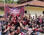 HSOI Banten Ramaikan Anniversary 3th HSOI Sukabumi