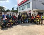 Tamiyang bartim tempat untuk Jelajah alam 2019  With CRF 150L