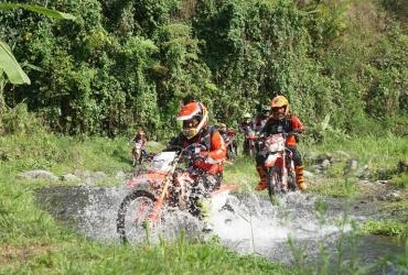 Tantangan di Segala Medan CRF X-Pedition East Java
