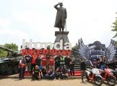Honda Bikers Day (2019) Nasional - Tiga Totem Logo Honda Bikers Day 2019