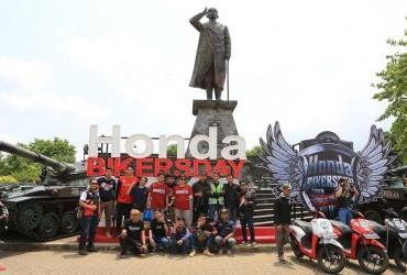 Honda Bikers Day (2019) Nasional - Tiga Totem Logo Honda Bikers Day 2019